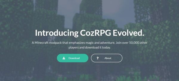Modpack - CozRPG Evolved
