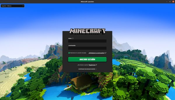 Descargar Minecraft Launcher Oficial - Java Edition